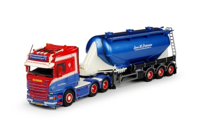 SCANIA Streamline HL Eutersilo 1:50