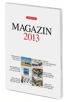 WIKING-Magazin 2013
