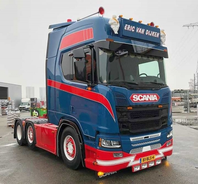 Scania R HL CR20H 6x2 Zugmaschine 1:50