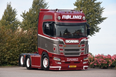 Scania S HL CS20H 6x2 Zugmaschine 1:50