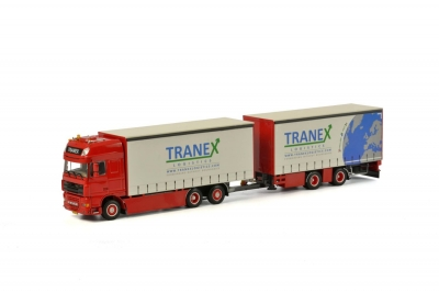 DAF XF 105 Super Space Cab - Combi; 1:50