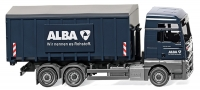 Abrollcontainer MeilleMAN TGX Euro6 1:87
