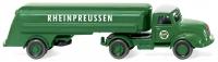 Tanksattelzug (Magirus S 3500) 1:87