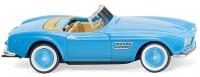 BMW 507 Cabrio - signalblau    ; 1:87