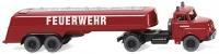 Feuerwehr - Großtanklöschfahrzeug (MAN)