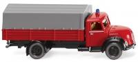Feuerwehr - Pritschen-Lkw    ; 1:87