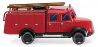 Feuerwehr - TLF 16 (Magirus) ; 1:160