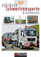 Jahrbuch Schwertransporte  2019