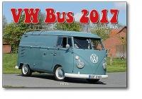 Kalender VW Bus 2017