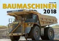 Kalender CAT Baumaschinen 2018