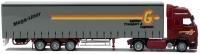 Volvo FH GL XL mit Gardinenplane 1:87