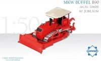 MKW-BÜFFEL B90 Planierraupe 1:50