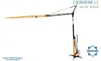 LIEBHERR L1-24 Schnellmontagekran 1:50