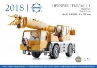 LIEBHERR LTM 1030-2.1 Mobilkran   1:50