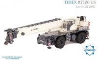 TEREX RT 100 US Rough Terrain Kran 1:50