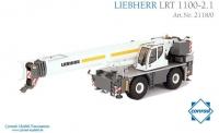 LIEBHERR LRT 1100-2.1 Rough Terrain Kran