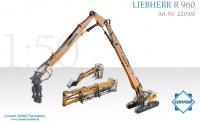 LIEBHERRR 960 Abbruchbagger 1:50