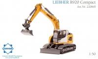 LIEBHERRR R 920  Compaktbagger 1:50