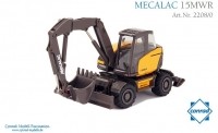MECALAC 15 MWR Mobilbagger    1:50