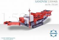 SANDVIK UH440i Mobile Brecheranlage 1:50