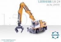 LIEBHERR LH 24 Materialumschlag-   1:50