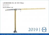 LIEBHERR EC-B 370 Fibre Baukran 1:87