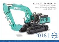 Kobelco SK500LC-10 Raupenbagger 1:50