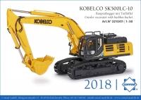 Kobelco SK500LC-10 Raupenbagger 1:51