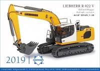 LIEBHERR R 922 V Hydraulikbagger 1:50