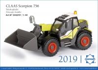 CLAAS Scorpion 756 Teleskoplader  1:50