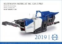 KLEEMANN MOBICAT MC 120 Z PRO 1:50
