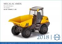 Mecalac 6MDX Baustellenkipper  1:50