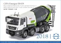 CIFA Energya E8-E9 Plug-in-Hybrid F 1:50
