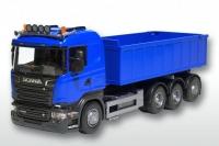 Scania R 8x4 Abrollmulde niedr 38cm 1:25