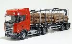 Scania CS410  6x4 Holzsattelzug 1:25