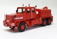 FAUN HZ 40.45/45W 6X6 WITH CRANE - 1982;