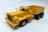 PACIFIC P12W 6x4 Prime Mover; 1:87