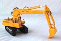 Excavator Broyt X30 T - Cab 1;1:50