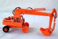 Excavator Broyt X30 - Wheels version - C