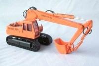 Excavator Broyt X30 T - Cab 2;1:50