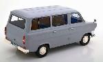 Ford Transit MK1 Bus 1965 lightgrey 1:18