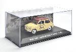 FIAT 600 Auoscuola Ucci 1955 1:43