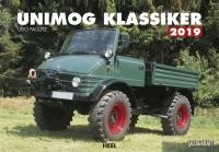 Kalender Unimog Klassiker 2019