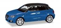 Audi A1 Sportback, met. blau; 1:87