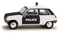 Renault R5 ``Police`` 1:87