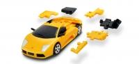 3D Lamborghini std. ``gelb``, 1:32