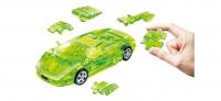 3D Lamborghini transp. ``grün``, 1:32