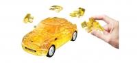 3D Mini Cooper transp. ``gelb``, 1:32