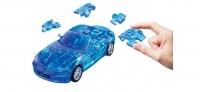 3D BMW Z4 transp. ``blau``, 1:32