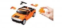 3D Hummer H2 std. ``orange``, 1:32